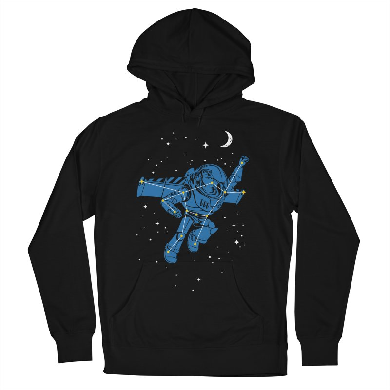 Universal Star Men's Pullover Hoody by CPdesign's Artist Shop
