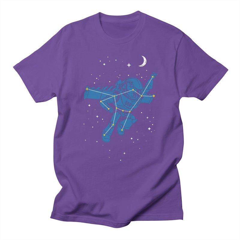 Universal Star Men's T-shirt by CPdesign's Artist Shop