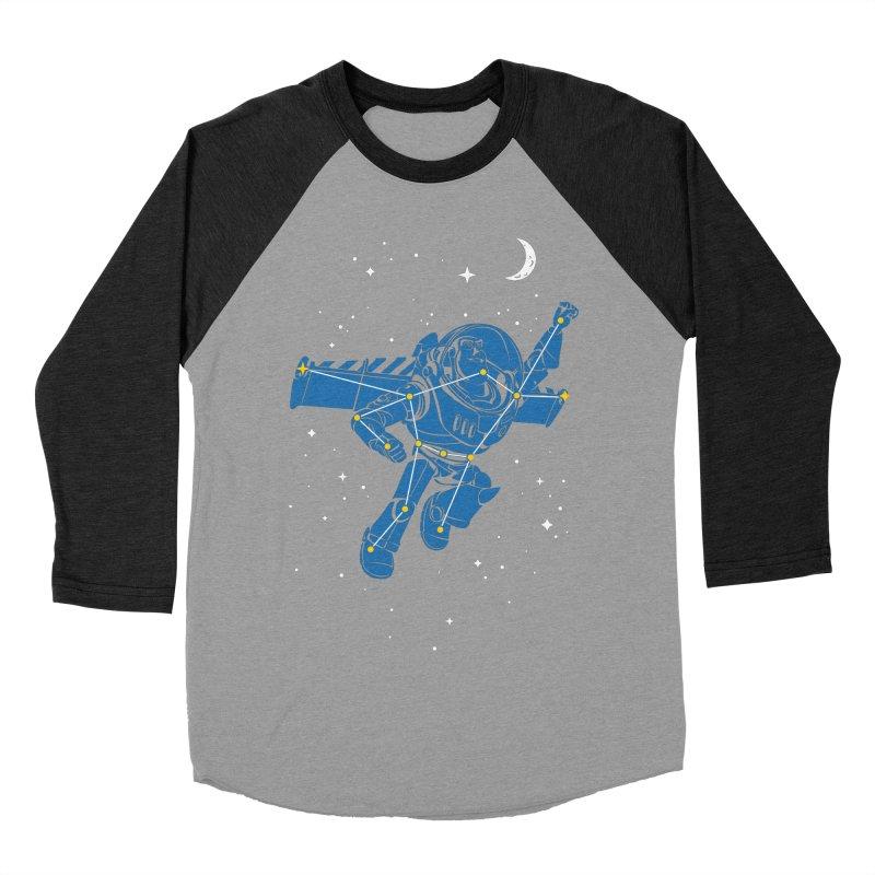 Universal Star Women's Baseball Triblend Longsleeve T-Shirt by CPdesign's Artist Shop