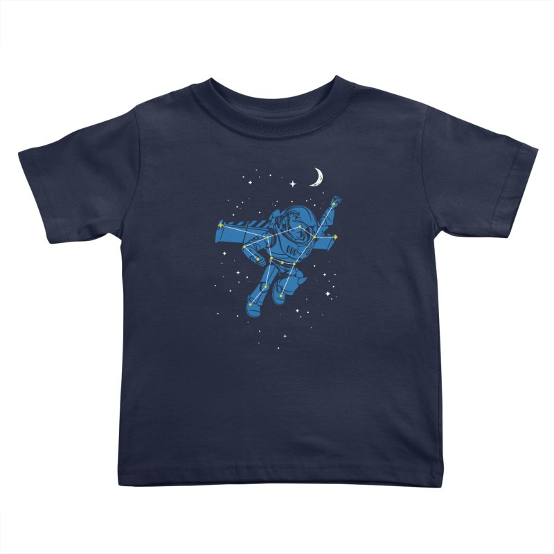Universal Star Kids Toddler T-Shirt by CPdesign's Artist Shop