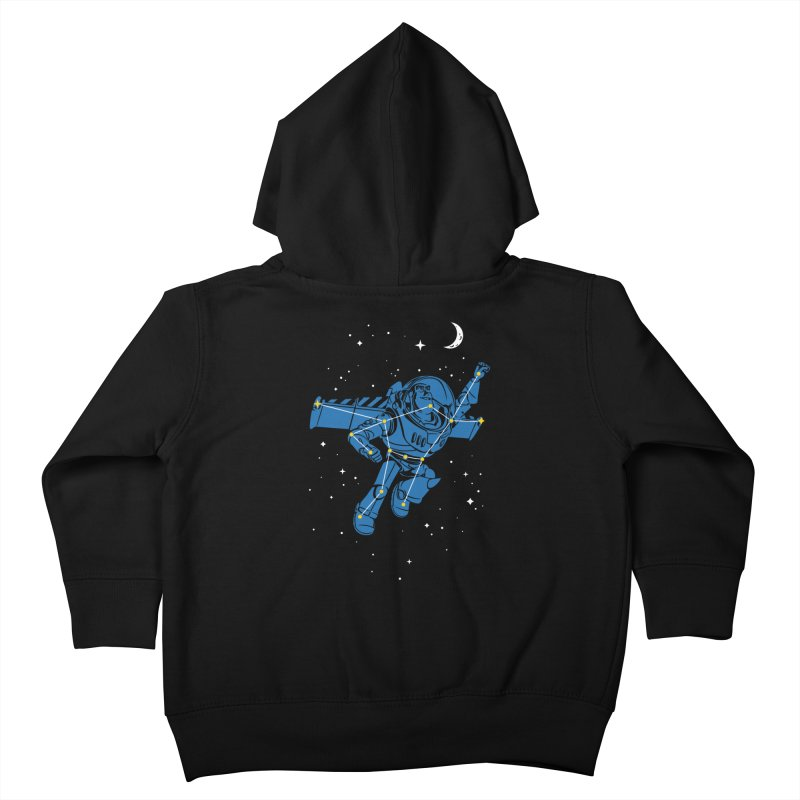 Universal Star Kids Toddler Zip-Up Hoody by CPdesign's Artist Shop