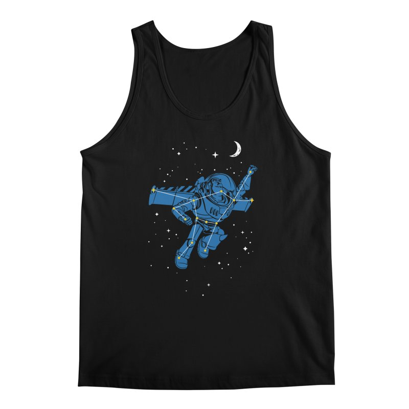 Universal Star Men's Regular Tank by CPdesign's Artist Shop