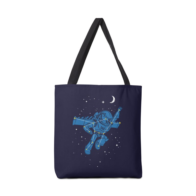 Universal Star Accessories Tote Bag Bag by CPdesign's Artist Shop