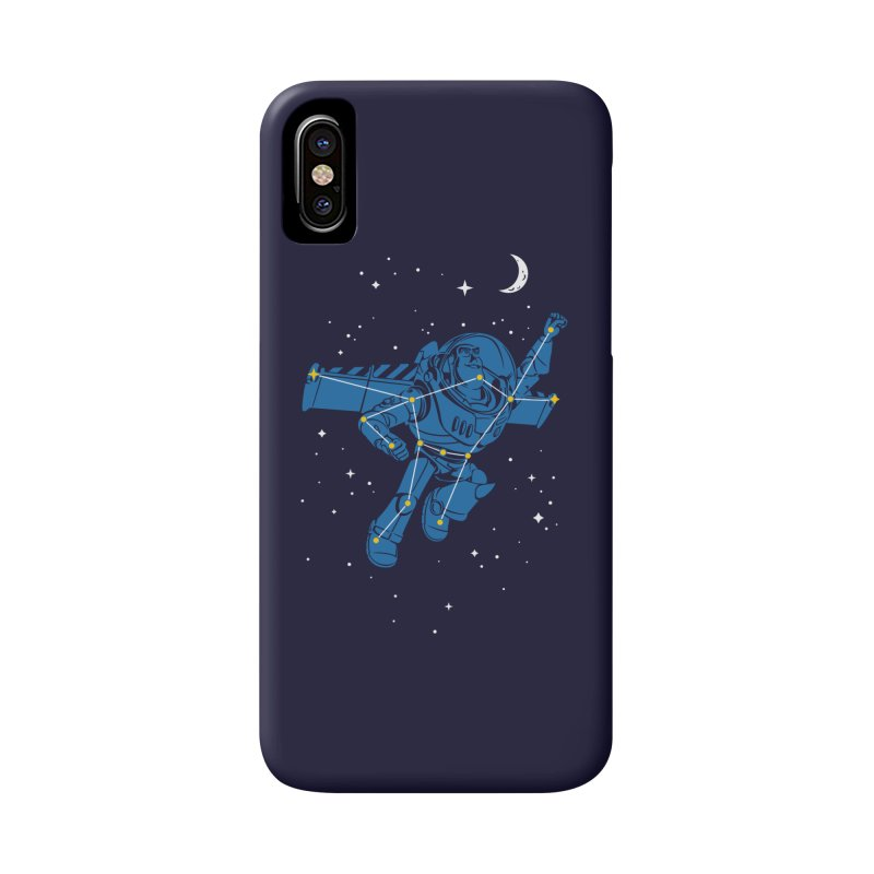 Universal Star Accessories Phone Case by CPdesign's Artist Shop
