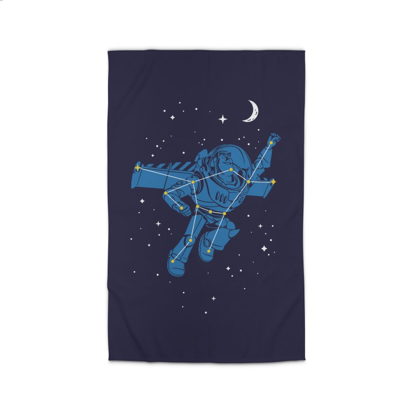 Universal Star Home Rug by CPdesign's Artist Shop