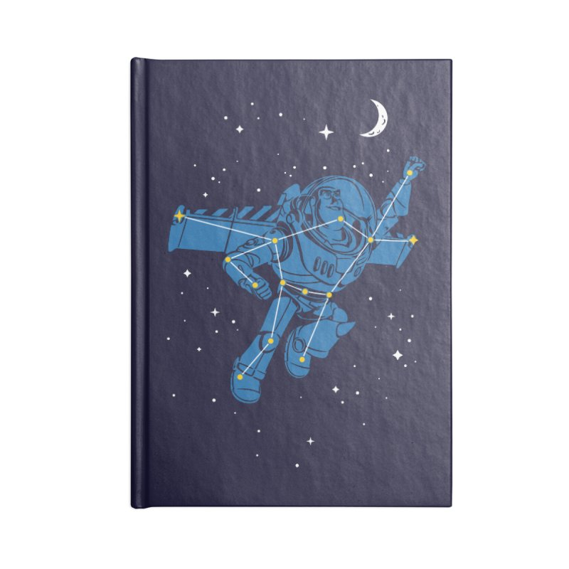 Universal Star Accessories Notebook by CPdesign's Artist Shop