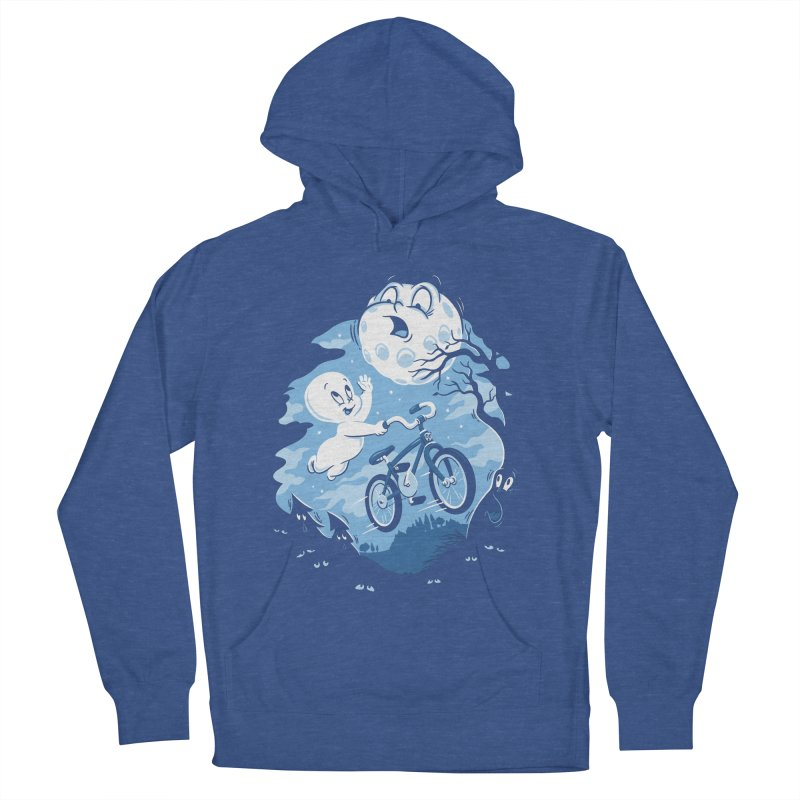 Ghost Rider Women's French Terry Pullover Hoody by CPdesign's Artist Shop