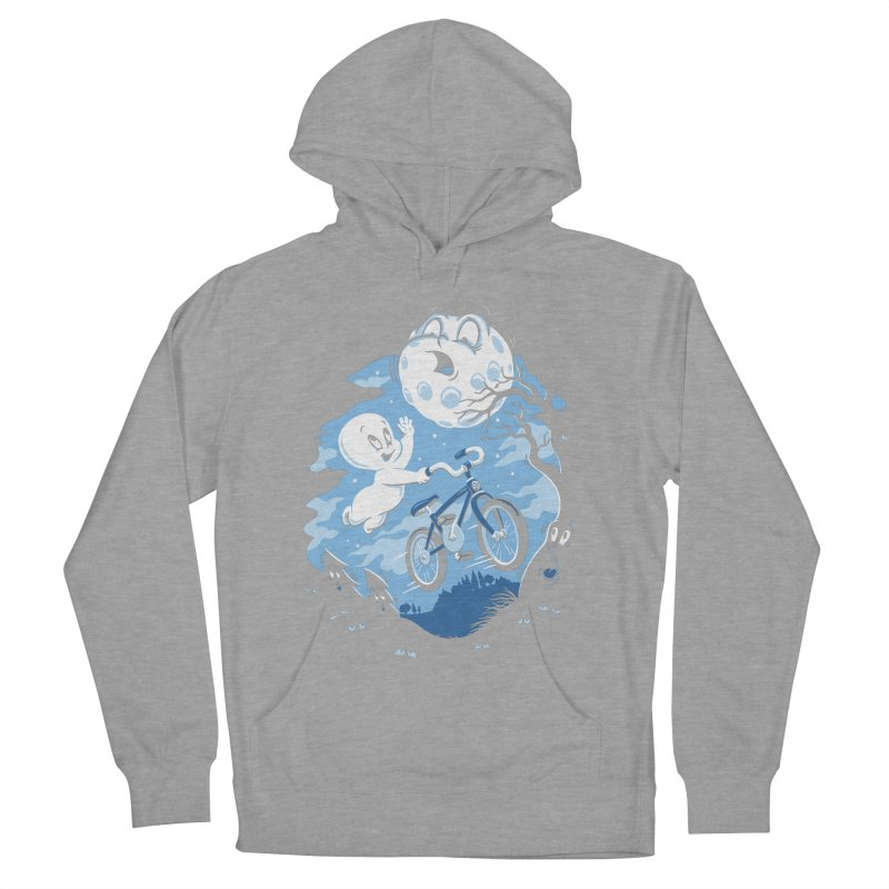 Ghost Rider Men's Pullover Hoody by CPdesign's Artist Shop