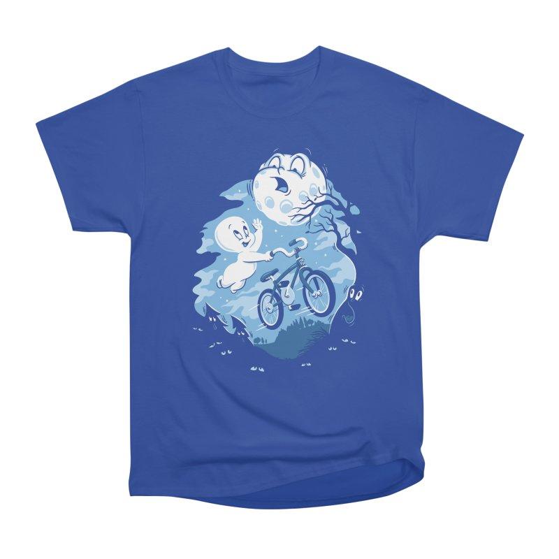 Ghost Rider Women's Heavyweight Unisex T-Shirt by CPdesign's Artist Shop
