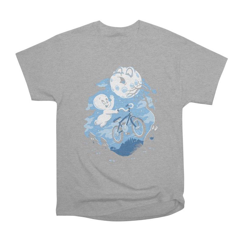Ghost Rider Men's Heavyweight T-Shirt by CPdesign's Artist Shop