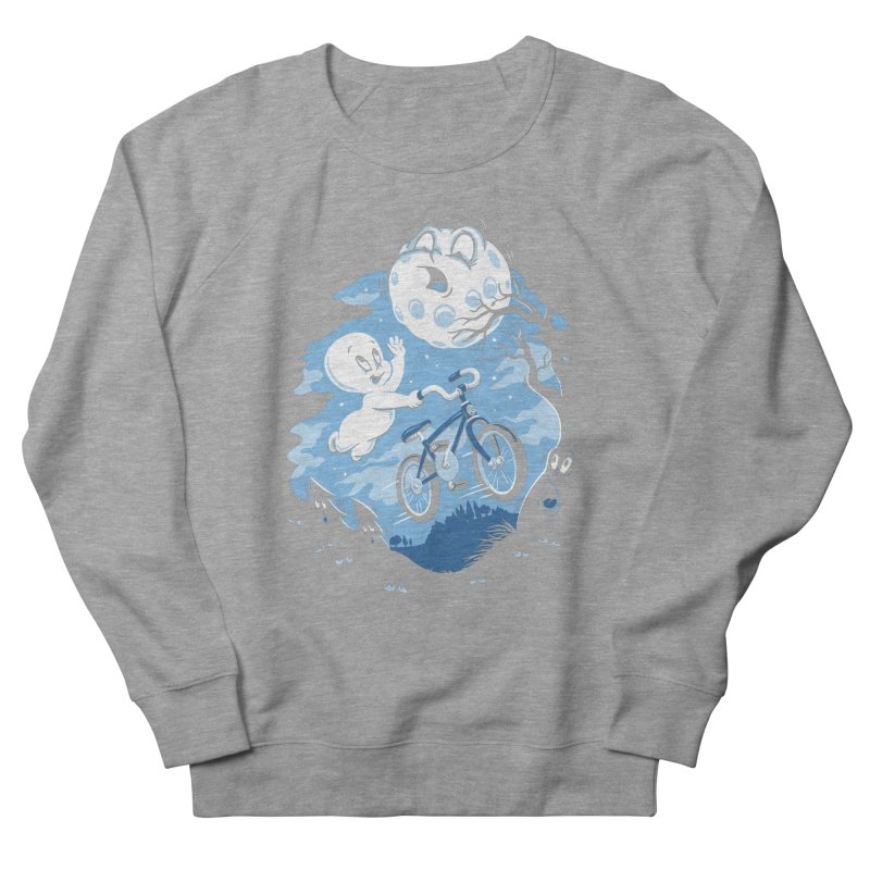Ghost Rider Women's French Terry Sweatshirt by CPdesign's Artist Shop