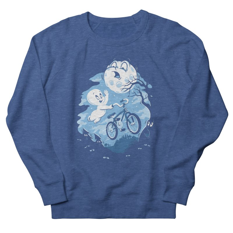 Ghost Rider Men's French Terry Sweatshirt by CPdesign's Artist Shop