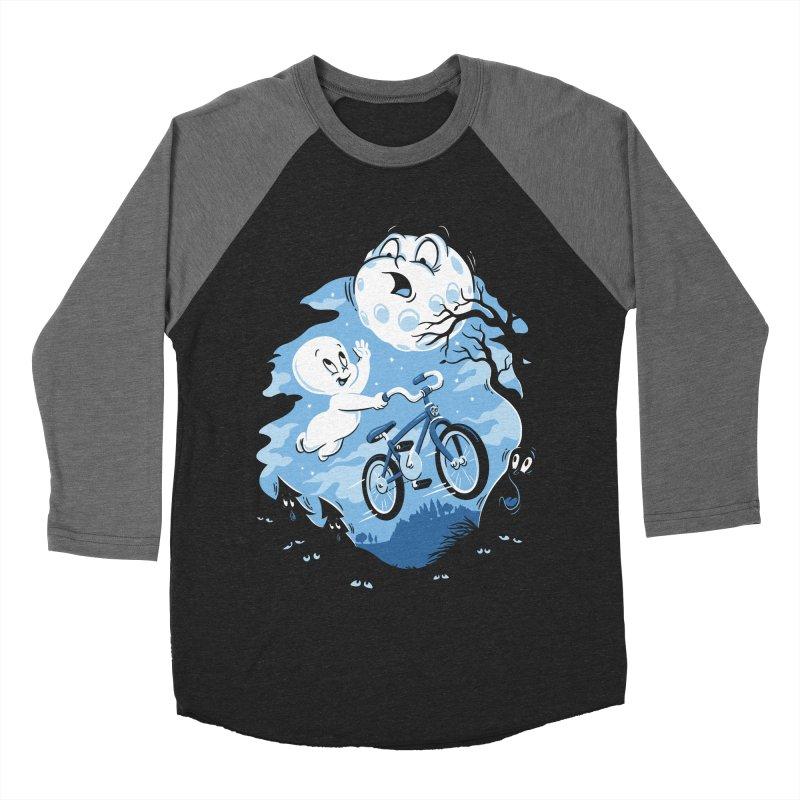 Ghost Rider Men's Baseball Triblend Longsleeve T-Shirt by CPdesign's Artist Shop