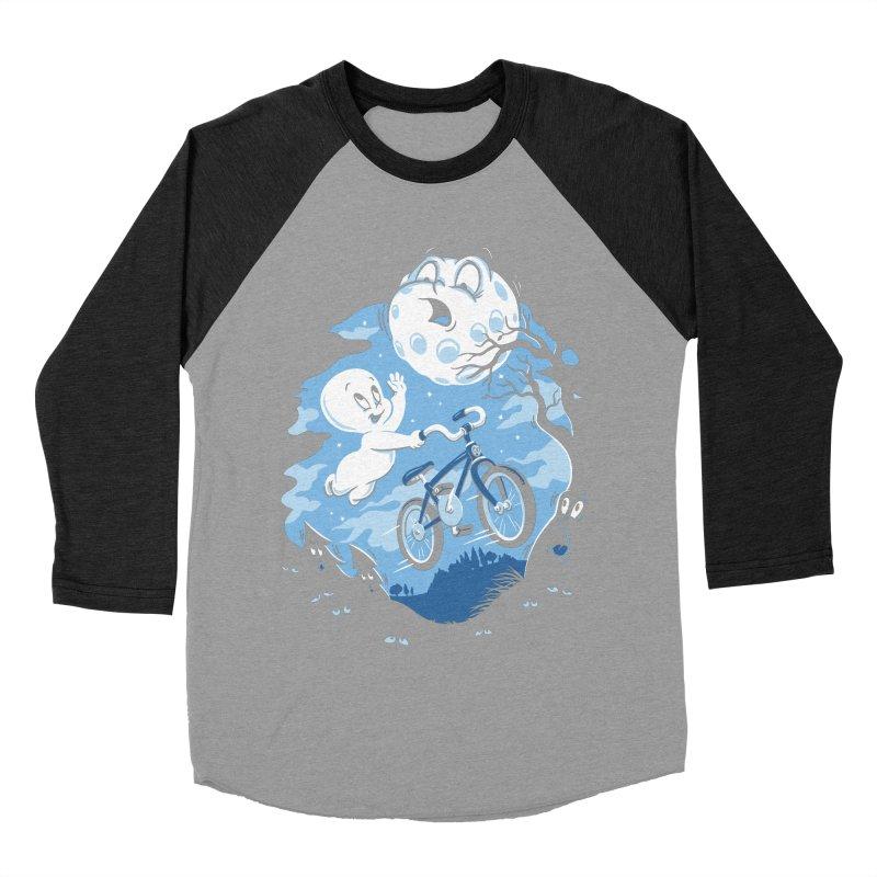 Ghost Rider Men's Baseball Triblend T-Shirt by CPdesign's Artist Shop