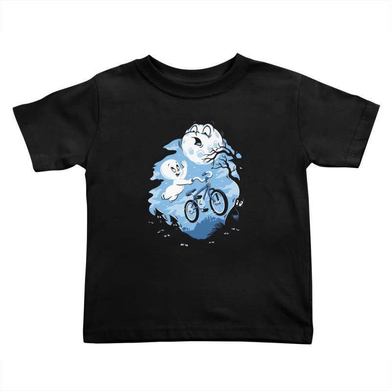 Ghost Rider Kids Toddler T-Shirt by CPdesign's Artist Shop