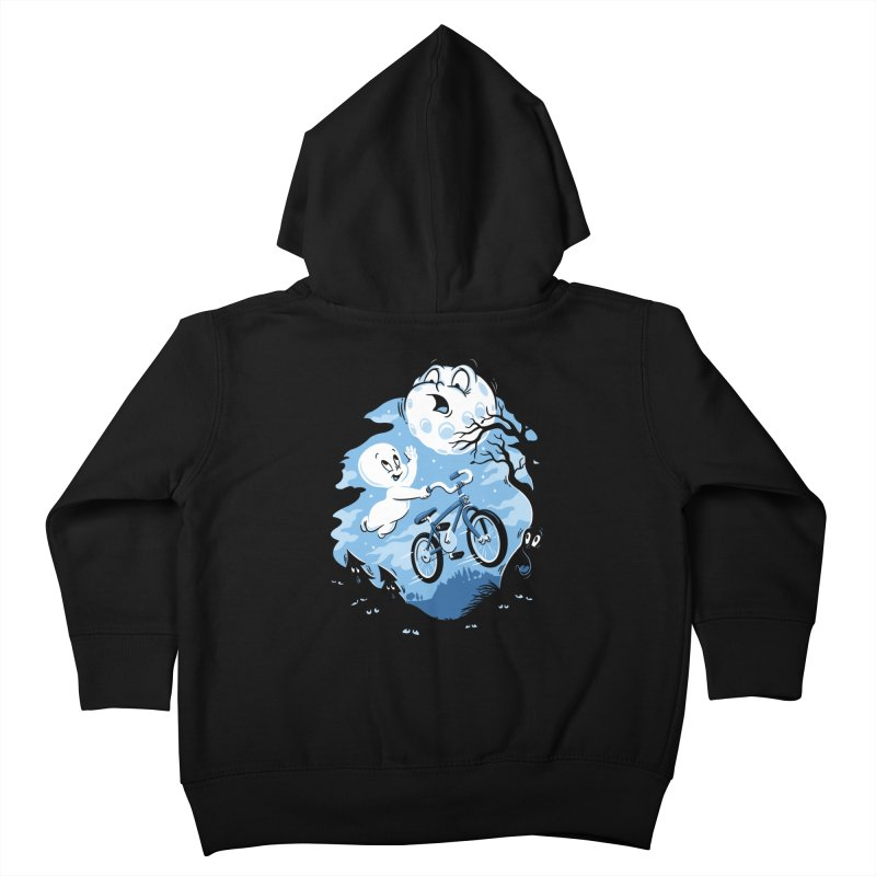 Ghost Rider Kids Toddler Zip-Up Hoody by CPdesign's Artist Shop