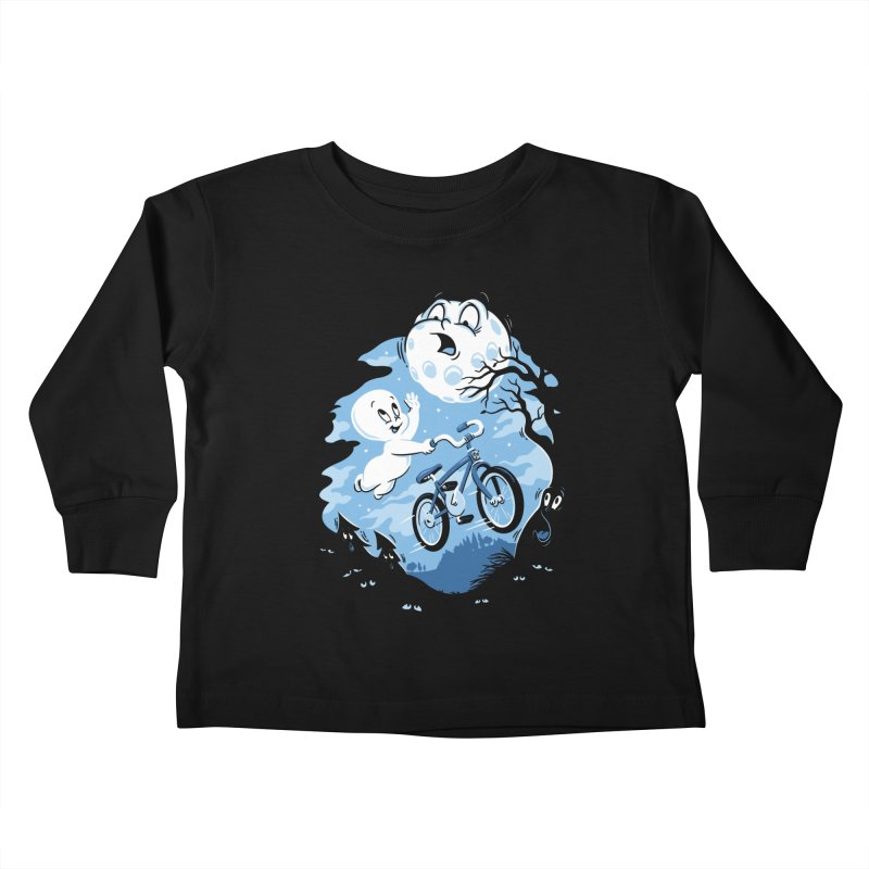 Ghost Rider Kids Toddler Longsleeve T-Shirt by CPdesign's Artist Shop