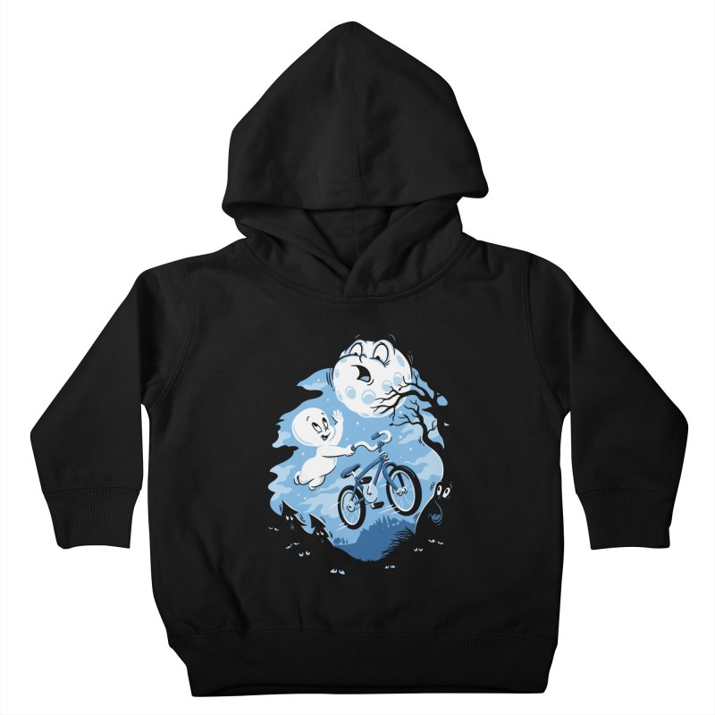 Ghost Rider Kids Toddler Pullover Hoody by CPdesign's Artist Shop