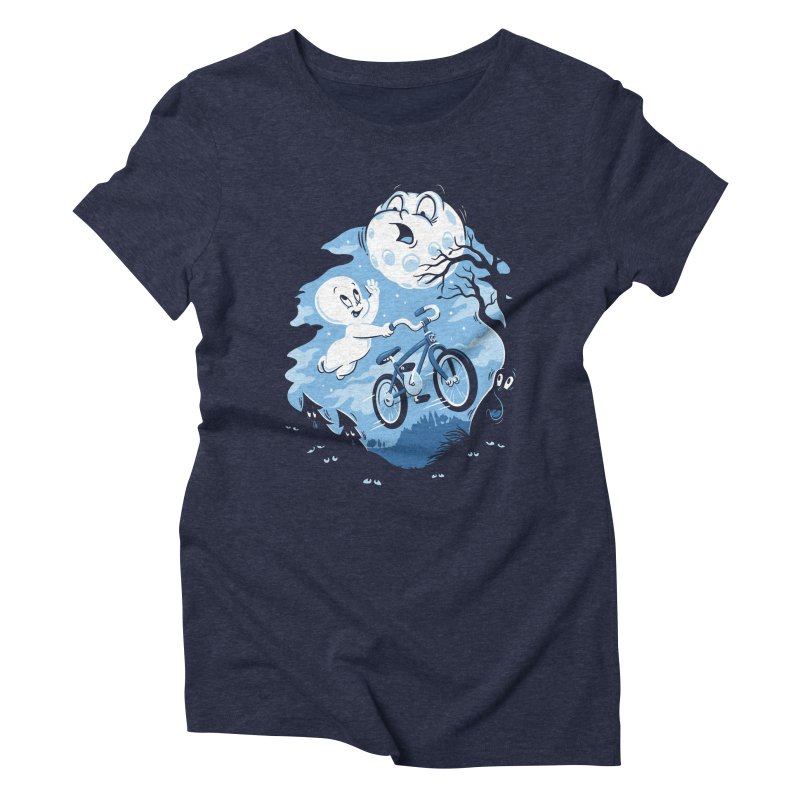 Ghost Rider Women's Triblend T-Shirt by CPdesign's Artist Shop