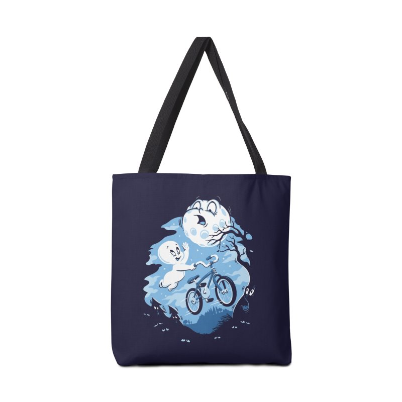 Ghost Rider Accessories Tote Bag Bag by CPdesign's Artist Shop