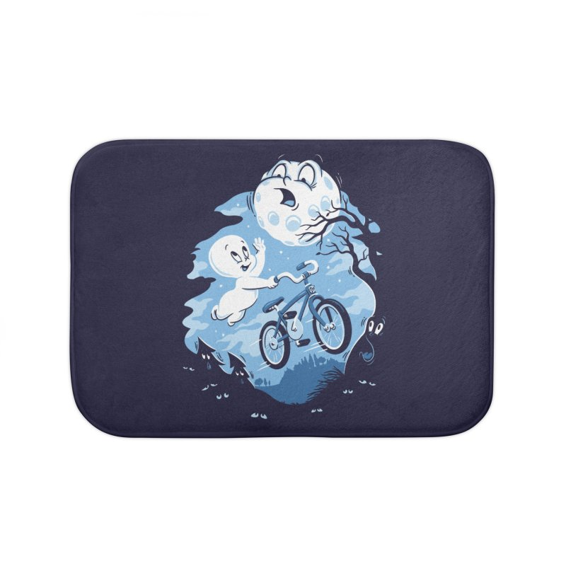 Ghost Rider Home Bath Mat by CPdesign's Artist Shop