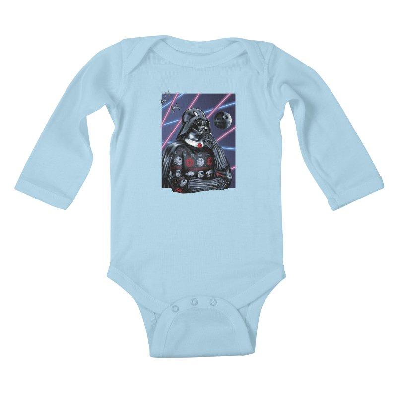 Class of 83 Kids Baby Longsleeve Bodysuit by CPdesign's Artist Shop