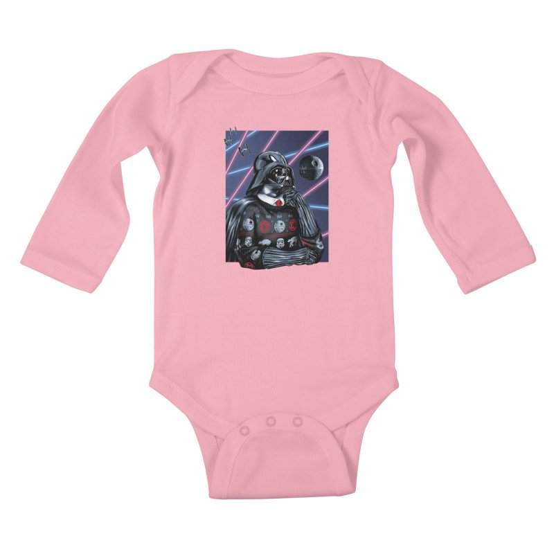 Class of 83 Kids Baby Longsleeve Bodysuit by CPdesign's Artist Shop
