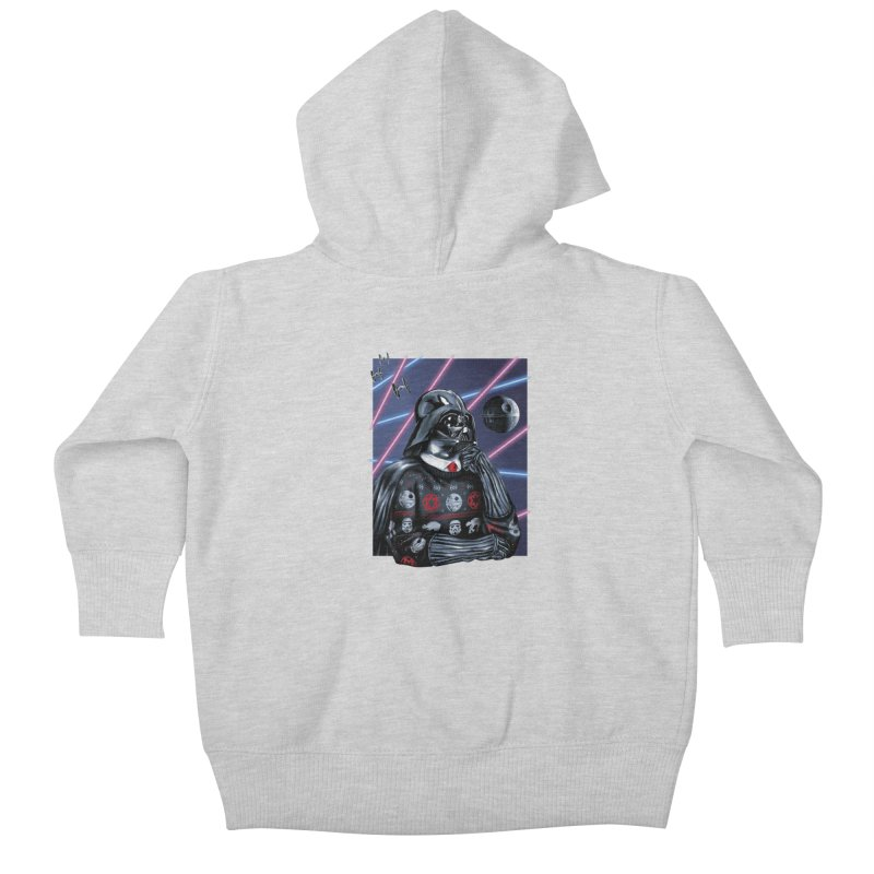 Class of 83 Kids Baby Zip-Up Hoody by CPdesign's Artist Shop
