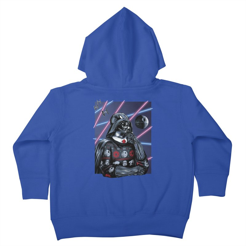 Class of 83 Kids Toddler Zip-Up Hoody by CPdesign's Artist Shop