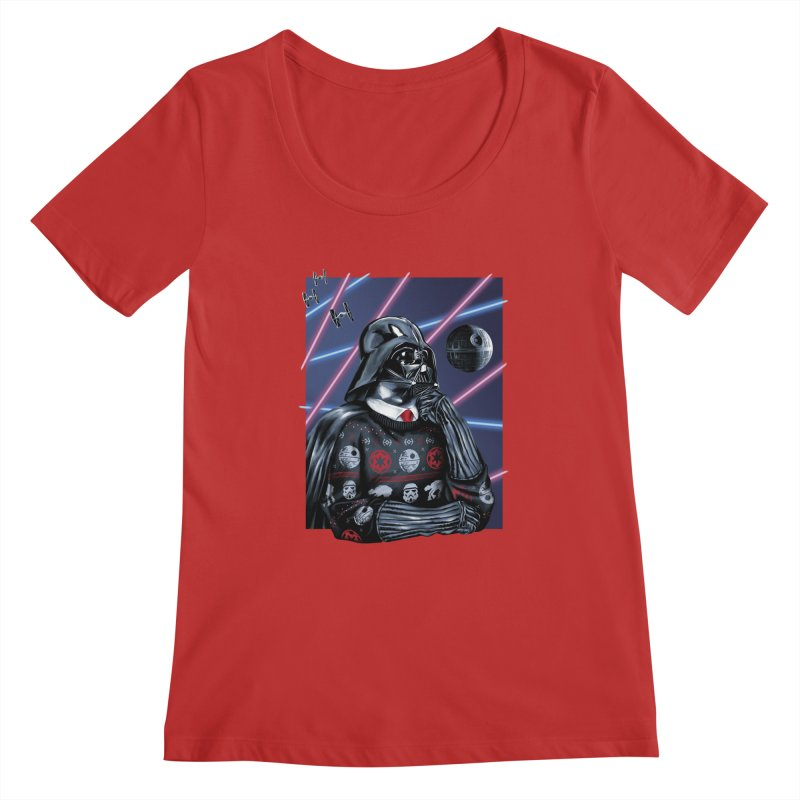 Class of 83 Women's Scoopneck by CPdesign's Artist Shop
