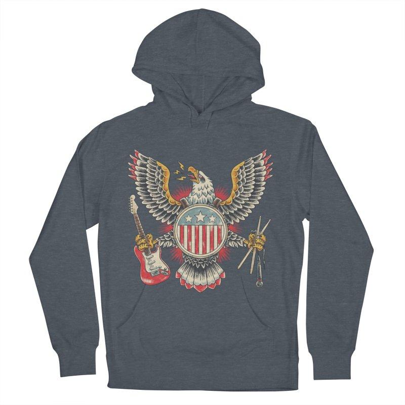 American Rockstar Men's Pullover Hoody by CPdesign's Artist Shop