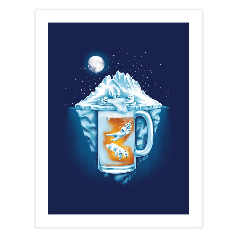 The Polar Beer Club   by CPdesign's Artist Shop
