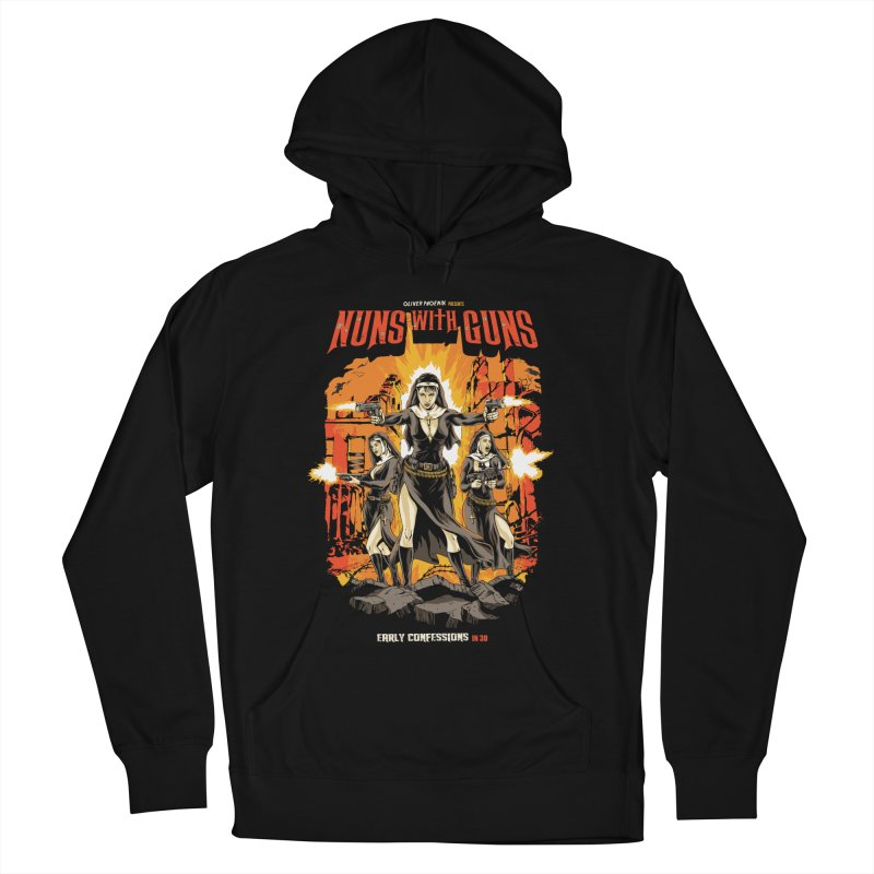Nuns With Guns 2   by CPdesign's Artist Shop