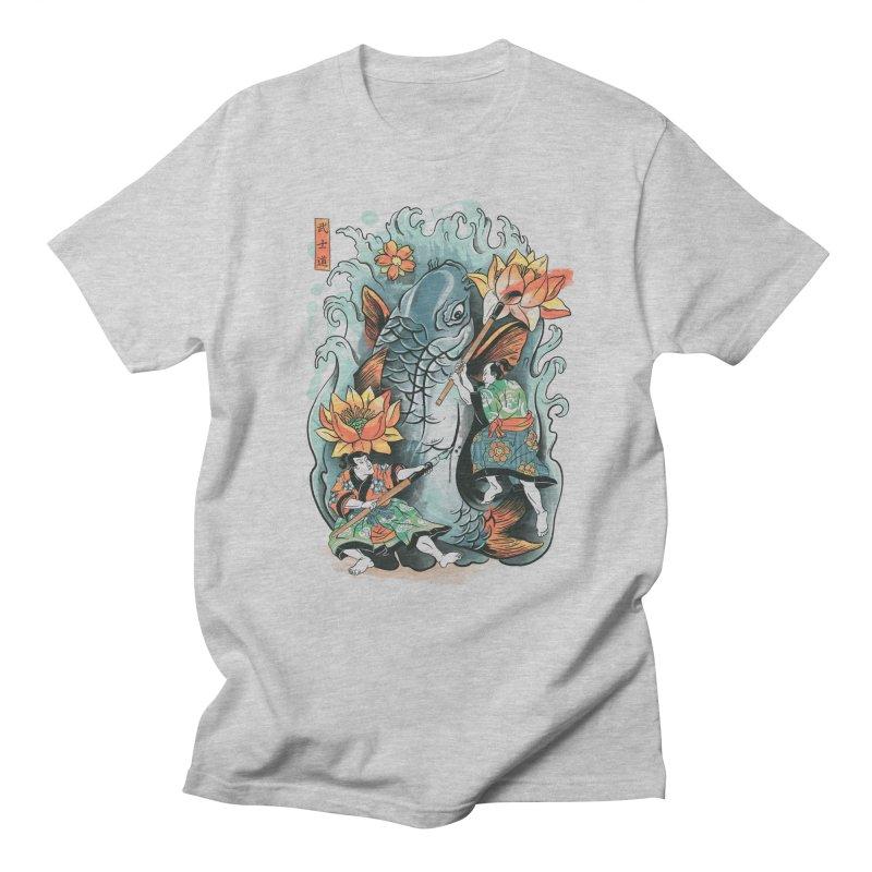 Make Art Not War Men's T-shirt by CPdesign's Artist Shop