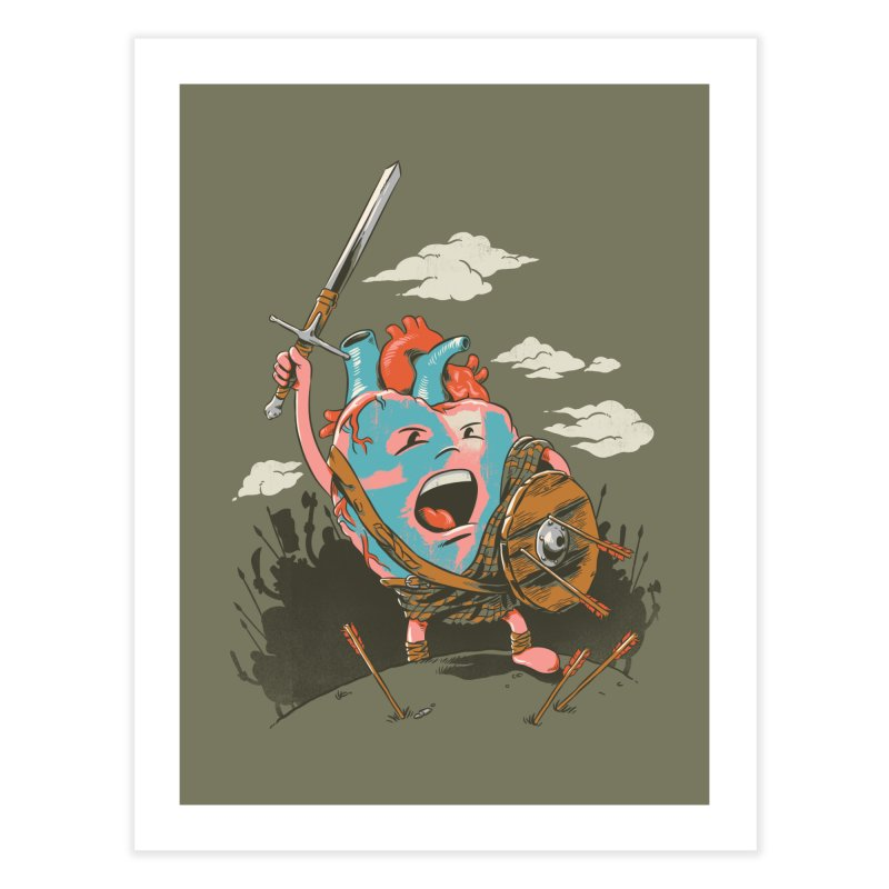 Braveheart   by CPdesign's Artist Shop