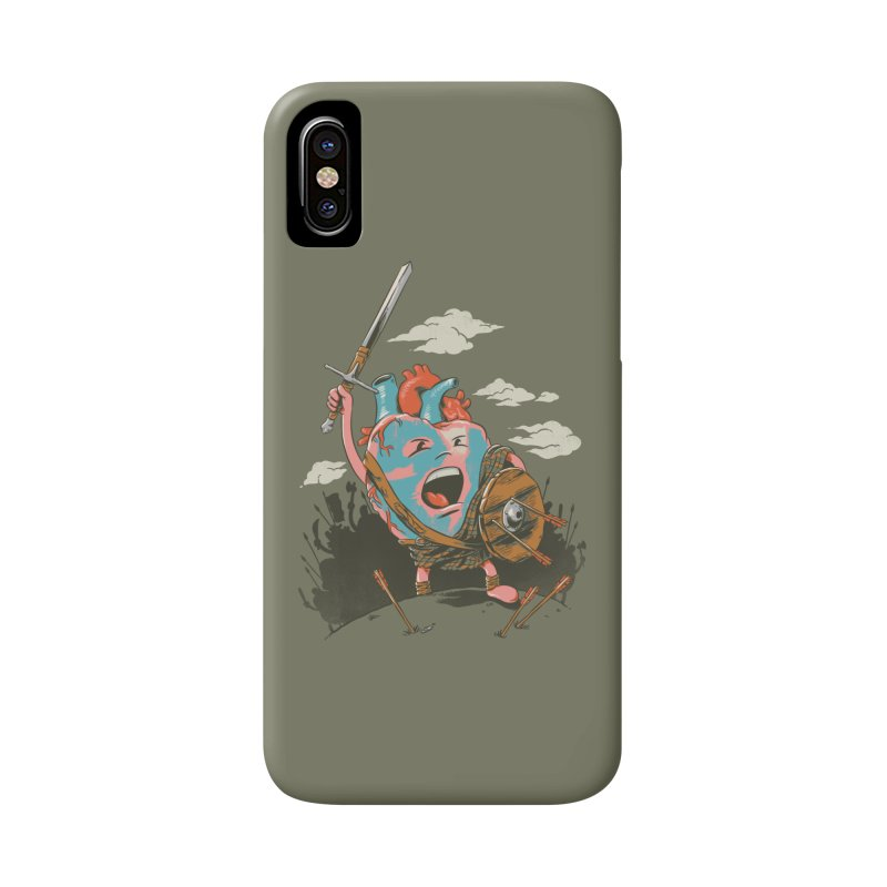 Braveheart Accessories Phone Case by CPdesign's Artist Shop