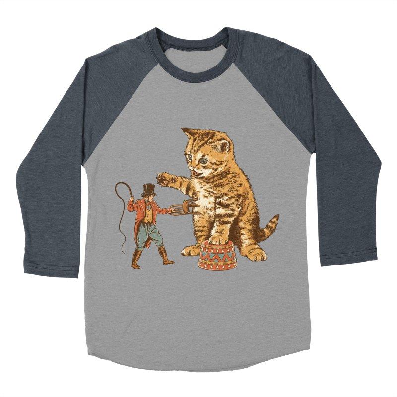 Training Day Men's Baseball Triblend T-Shirt by CPdesign's Artist Shop
