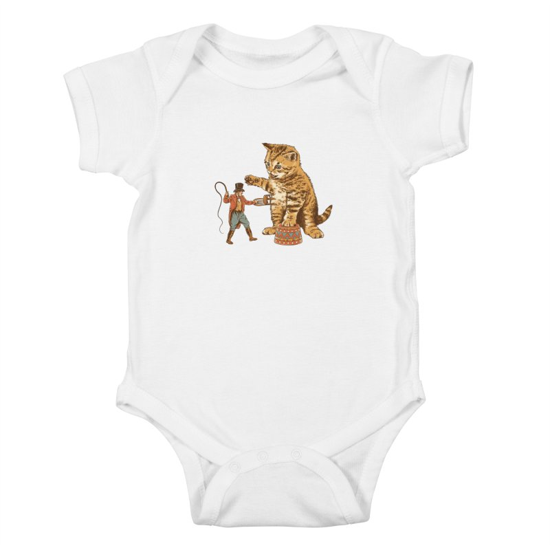 Training Day Kids Baby Bodysuit by CPdesign's Artist Shop