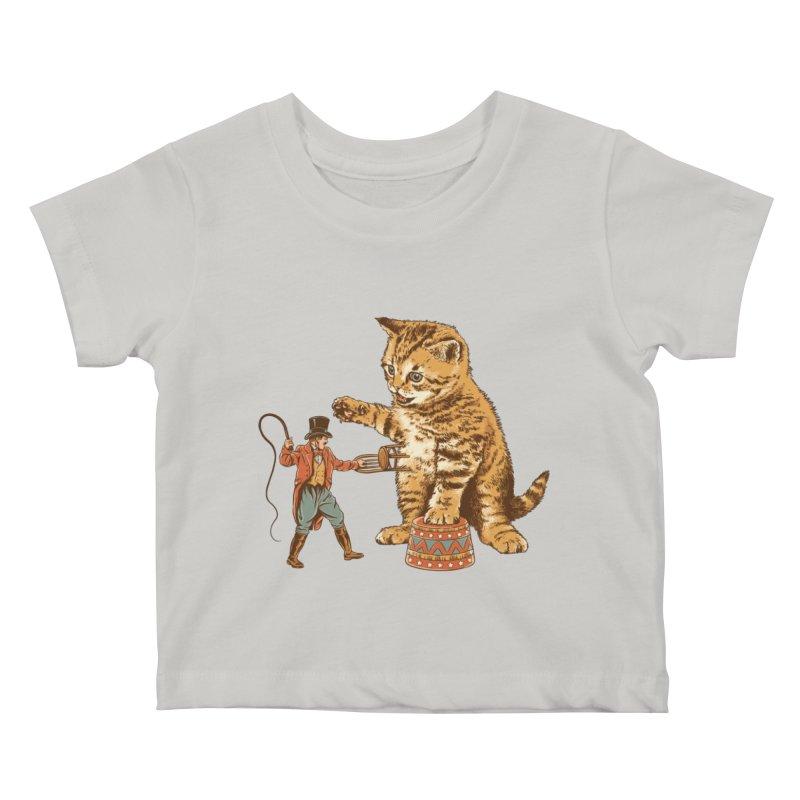 Training Day Kids Baby T-Shirt by CPdesign's Artist Shop