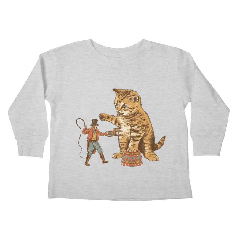 Training Day Kids Toddler Longsleeve T-Shirt by CPdesign's Artist Shop
