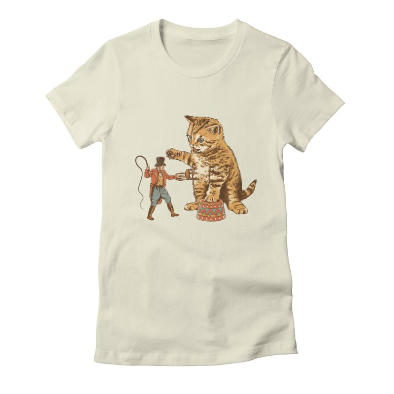 Training Day Women's Fitted T-Shirt by CPdesign's Artist Shop