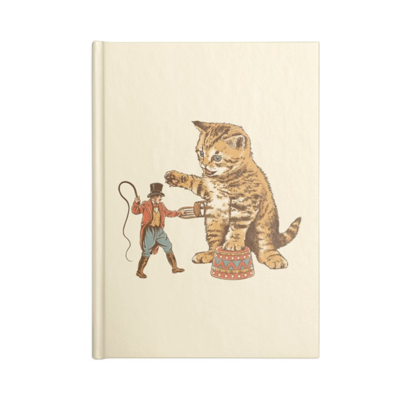 Training Day Accessories Notebook by CPdesign's Artist Shop