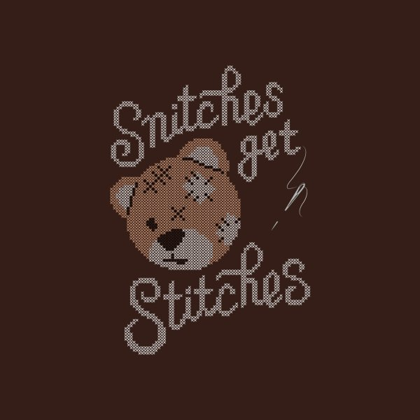 image for Snitches Get Stitches