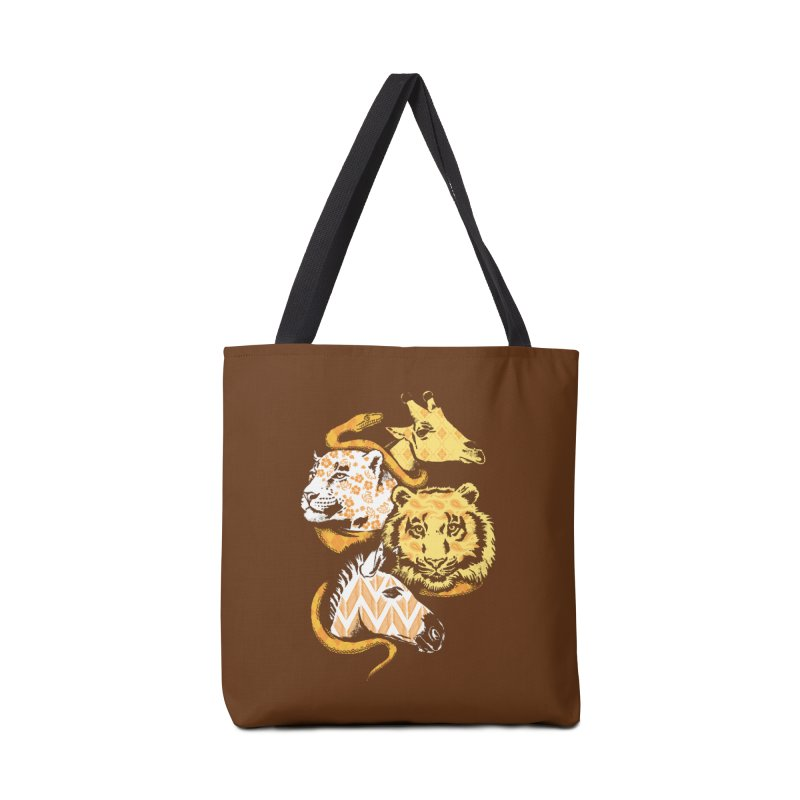 Animal Prints Accessories Bag by CPdesign's Artist Shop
