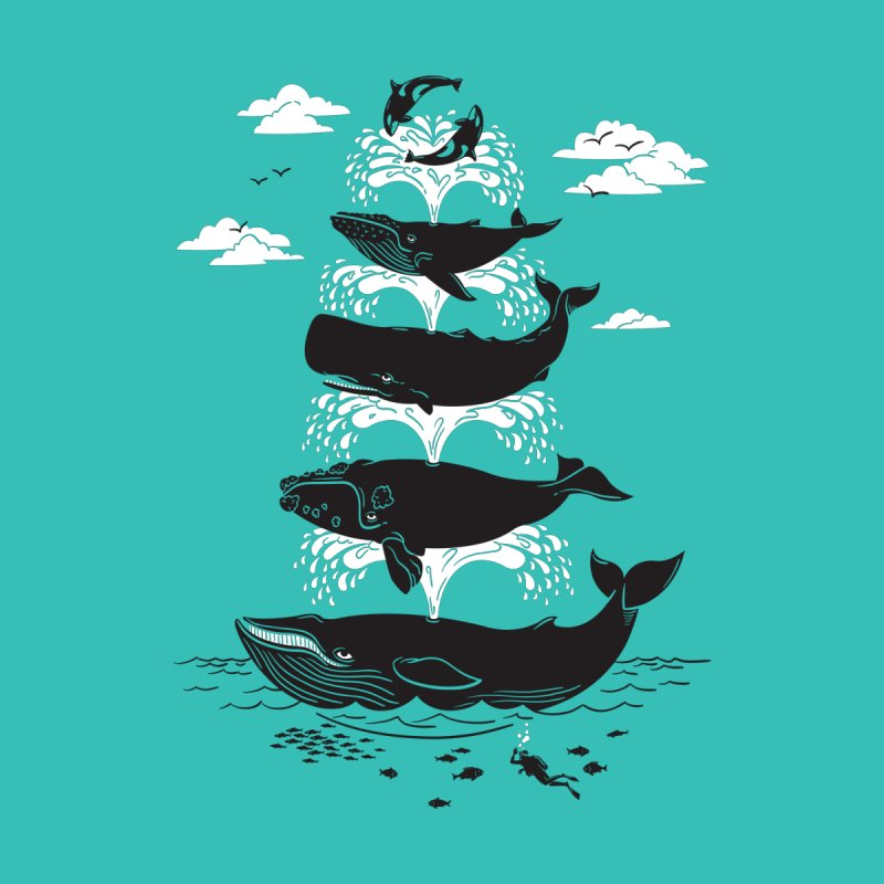 Whale of a Time None  by CPdesign's Artist Shop