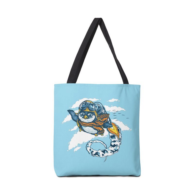 Flying Penguin   by CPdesign's Artist Shop