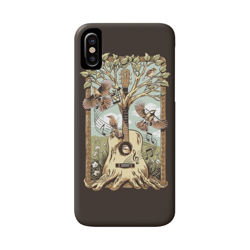 Natural Melody Accessories Phone Case by CPdesign's Artist Shop