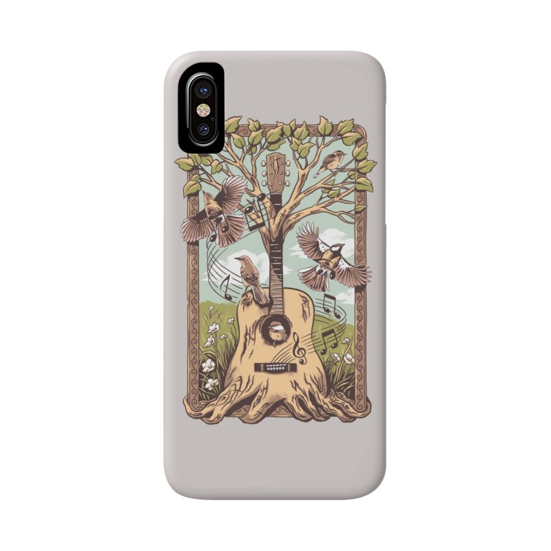 Natural Melody 2 Accessories Phone Case by CPdesign's Artist Shop