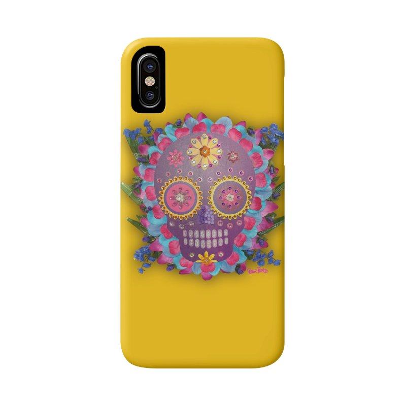 Rodeada de Flores Organicas Accessories Phone Case by Cesar Peralta