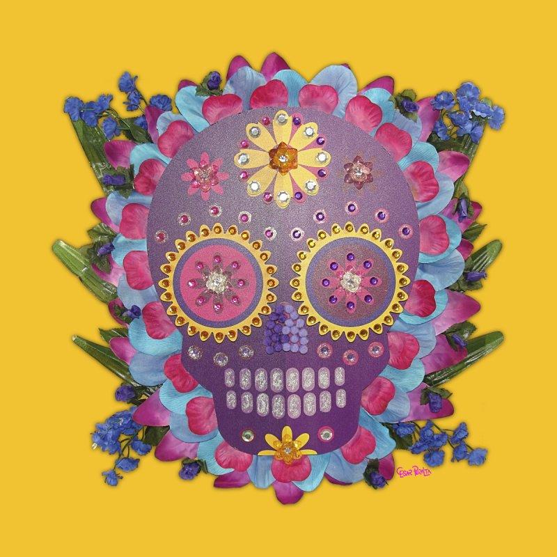 Rodeada de Flores Organicas by Cesar Peralta